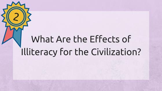 short essay on illiteracy in india